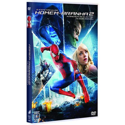 Tudo sobre 'DVD - o Espetacular Homem Aranha 2'