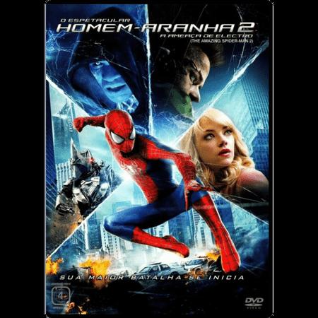 Tudo sobre 'DVD o Espetacular Homem-Aranha 2 - a Ameaça de Electro'