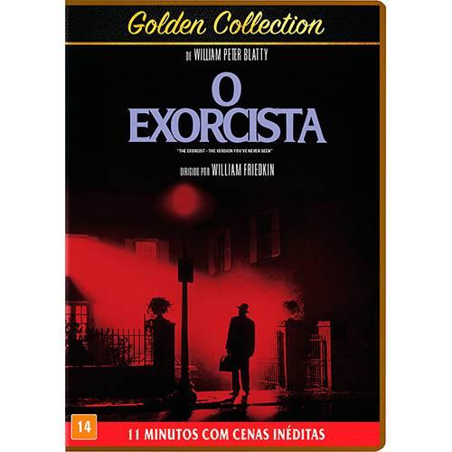 Tudo sobre 'DVD - o Exorcista'