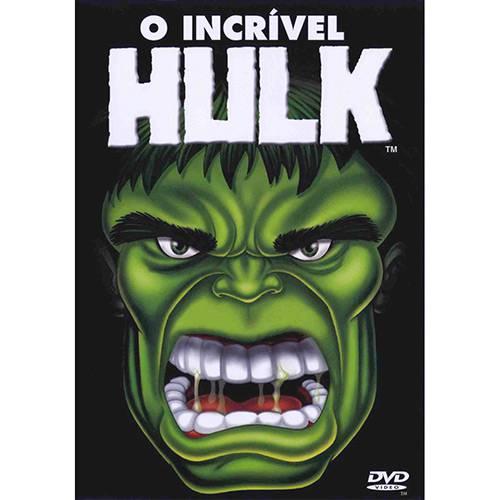 Tudo sobre 'DVD o Incrível Hulk'