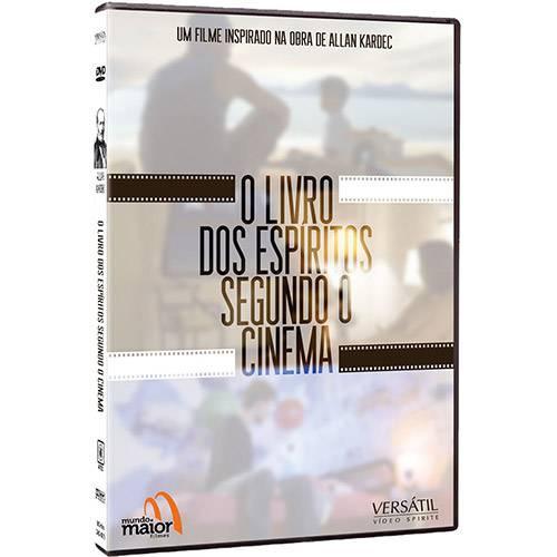 DVD - o Livro dos Espíritos Segundo o Cinema