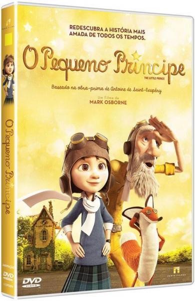 DVD o Pequeno Príncipe - 1