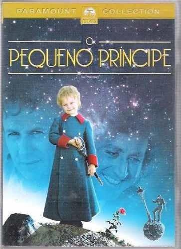 Dvd o Pequeno Principe - (15)