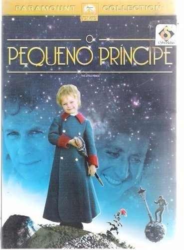 Dvd o Pequeno Príncipe - (76)
