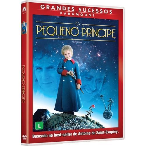 DVD o Pequeno Príncipe - 952988