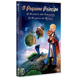 Dvd o Pequeno Príncipe: Planeta dos Eolianos e Planeta da Música