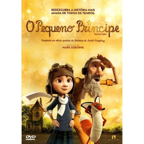 Dvd - o Pequeno Príncipe