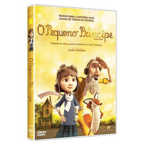 DVD - o Pequeno Principe