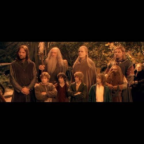 Tudo sobre 'DVD o Senhor dos Anéis - a Sociedade do Anel (Simples)'
