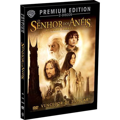 Tudo sobre 'DVD o Senhor dos Anéis: as Duas Torres - Premium Edition (2 Discos)'