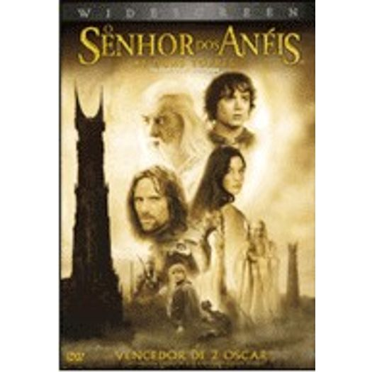 Tudo sobre 'DVD o Senhor dos Anéis - as Duas Torres'
