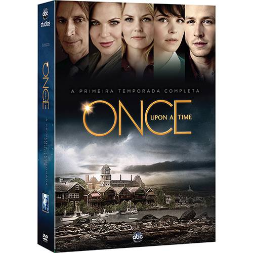 Tudo sobre 'DVD Once Upon a Time 5ª Temporada'