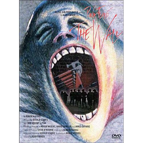 Tudo sobre 'Dvd Pink Floyd - The Wall'