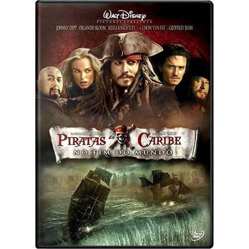 Tudo sobre 'DVD Piratas do Caribe 3: no Fim do Mundo'