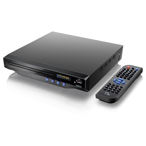 Dvd Player com Saida Hdmi 5.1 Canais/ Karaoke/ Usb Multilaser - SP193