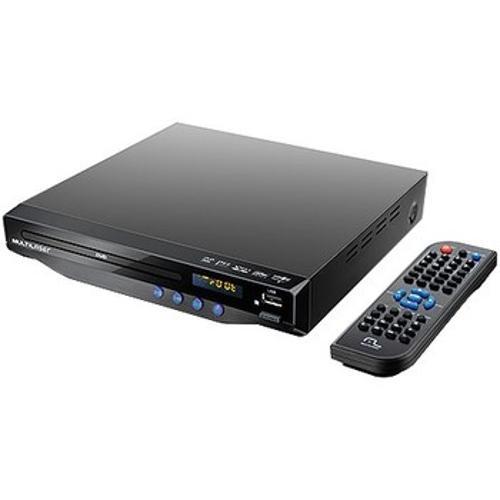 Dvd Player com Saida Hdmi 5.1 Canais/Karaoke/Usb Sp193, com Controle Remoto