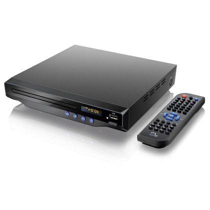 DVD Player com Saida HDMI 5.1 Canais/ Karaoke/ USB - SP193 SP193