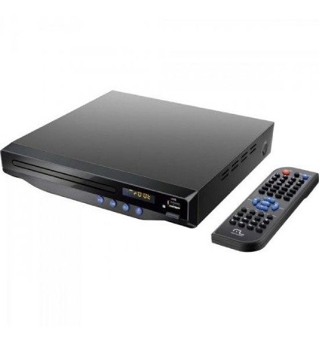 Dvd Player Mp3 Hdmi Usb Karaoke Sp193 Preto Multilaser