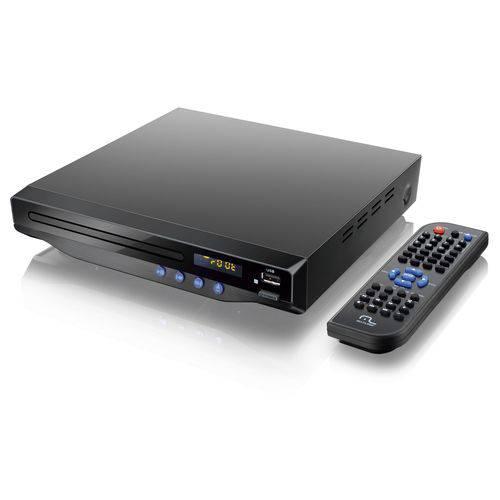 Dvd Player Sistema de Som e Imagem Digital 5.1 Canais / Kara