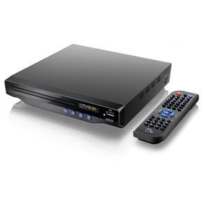 Dvd Player Sistema de Som e Imagem Digital 5.1 Canais / Karaokê / Hdmi - Pb2001