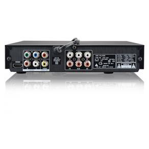 DVD Player Sistema de Som e Imagem Digital 5.1 Canais / Karaokê / HDMI - SP193 - Multilaser