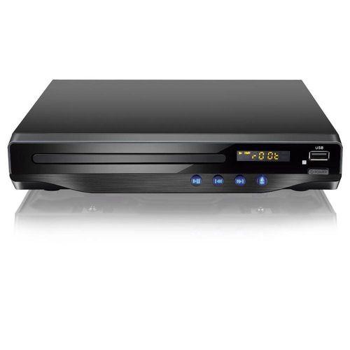 Dvd Player Sistema de Som e Imagem Digital 5.1 Canais / Karaokê / Hdmi - Sp193