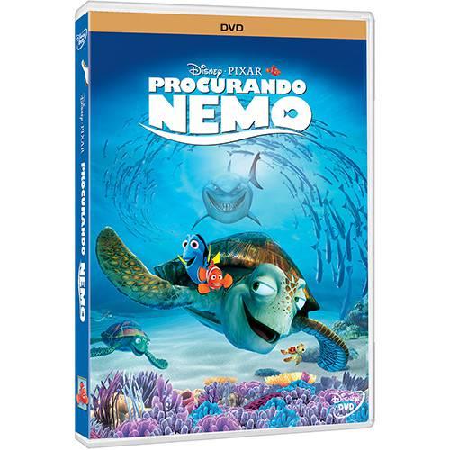 Tudo sobre 'DVD Procurando Nemo'