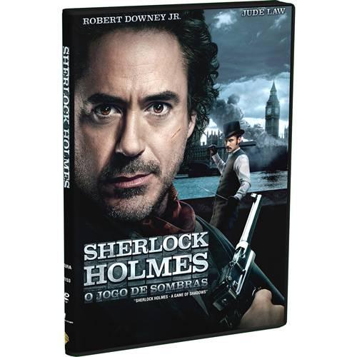 Tudo sobre 'DVD - Sherlock Holmes - o Jogo de Sombras'