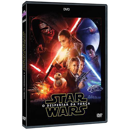 Tudo sobre 'Dvd - Star Wars: o Despertar da Força'