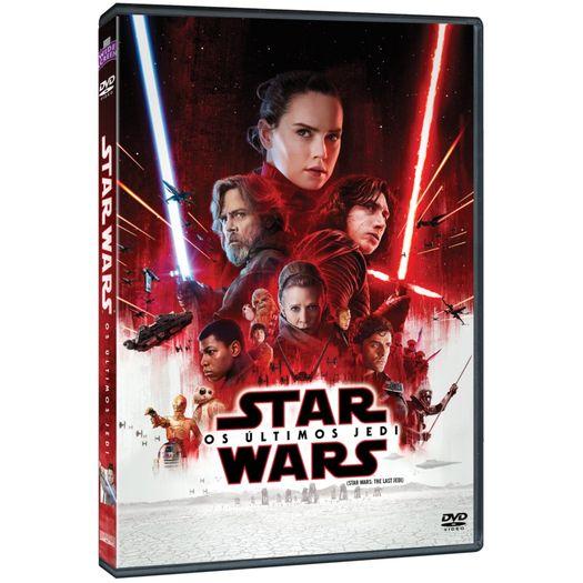 Tudo sobre 'DVD Star Wars - os Últimos Jedi'