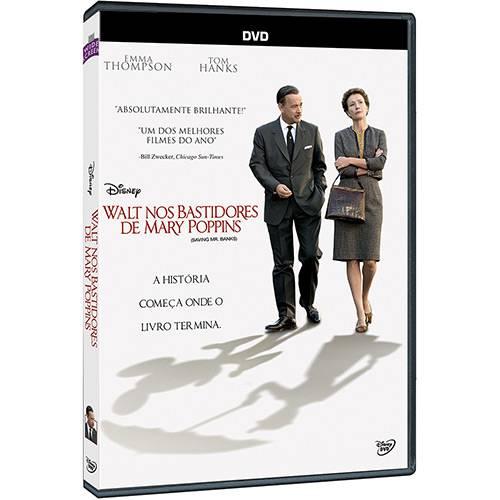 Tudo sobre 'DVD - Walt Nos Bastidores de Mary Poppins'