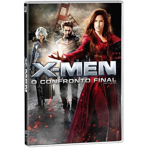 Tudo sobre 'DVD - X-Men: o Confronto Final'