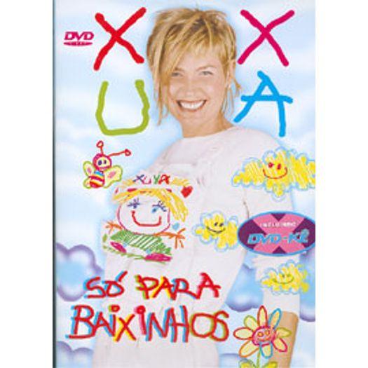 Tudo sobre 'DVD Xuxa só para Baixinhos'