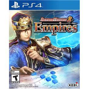 Tudo sobre 'Dynasty Warriors 8 Empires PS4'