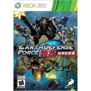 Tudo sobre 'Earth Defense Force 2025 - Xbox 360'