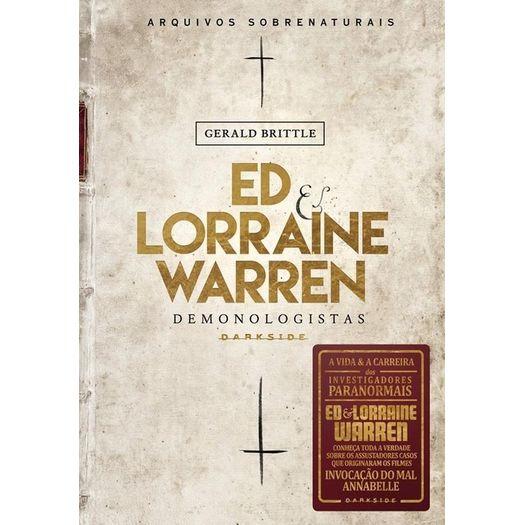Tudo sobre 'Ed e Lorraine - Darkside'