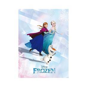 Edredom Frozen 200 Cm - Azul