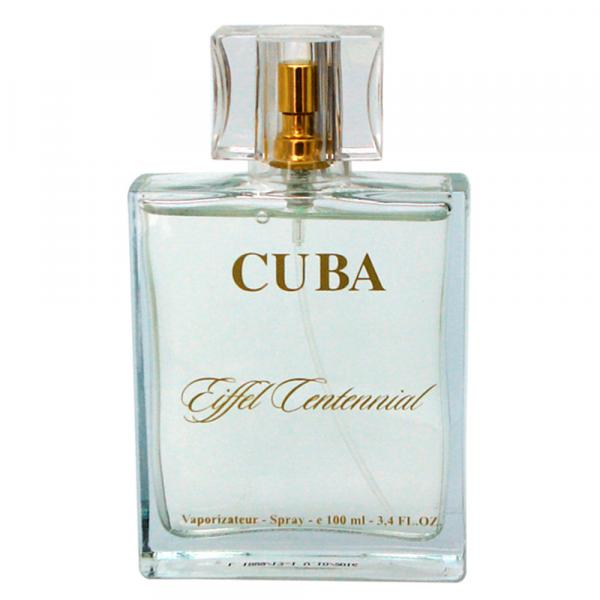 Eiffel Centennial Cuba Paris - Perfume Masculino - Eau de Parfum