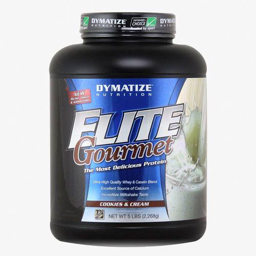 Tudo sobre 'Elite Whey Protein - Dymatize'