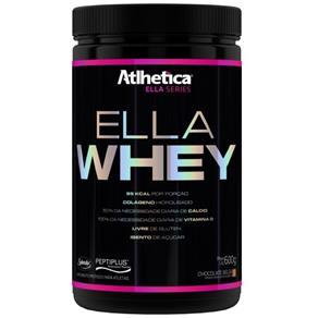 Ella Whey (600g) - Atlhetica Nutrition - Chocolate