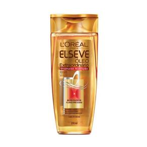 Elseve Óleo Extraordinário Shampoo Nutrição 200ml
