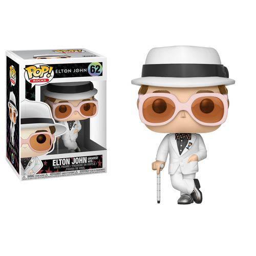 Tudo sobre 'Elton John Funko Pop Rocks'