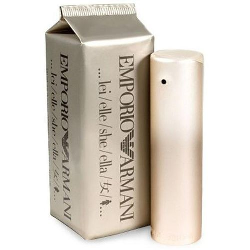 Tudo sobre 'Emporio Armani She de Giorgio Armani Eau de Parfum Feminino 100 Ml'