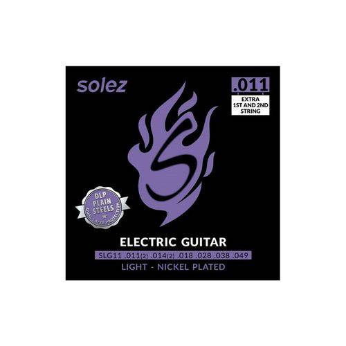 Tudo sobre 'Enc Guitarra Solez 011 Slg11'