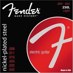 Encordoamento Fender Guitarra 09 250l