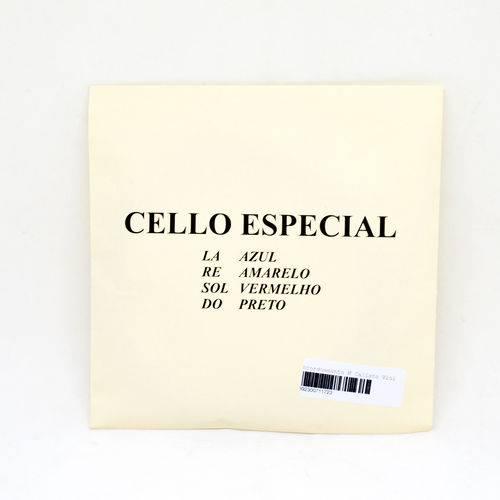 Tudo sobre 'Encordoamento M Calixto Violoncelo Especial'