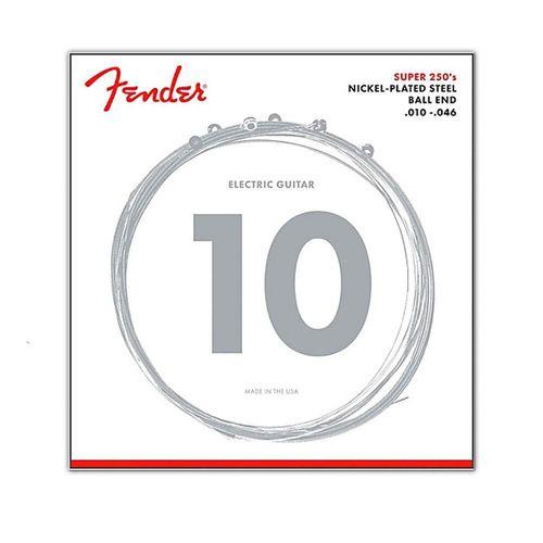 Encordoamento para Guitarra 010 250r Fender