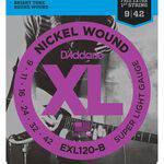 Encordoamento para Guitarra Exl120 009 - D'Addario