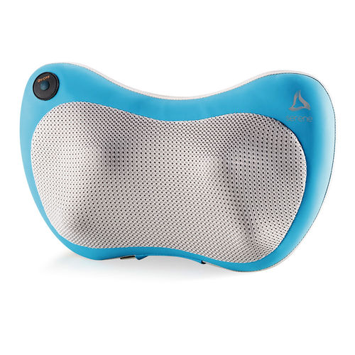 Encosto Massageador Azul Bivolt Hc018 Multilaser
