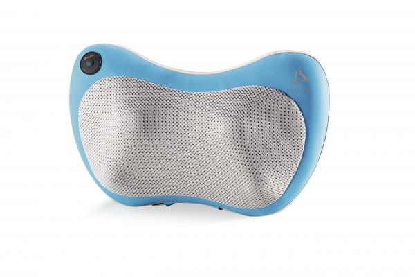 Encosto Massageador Multilaser Shiatsu Ultra Shiatsu Pillow (Azul) Bivolt - HC018 - Serene